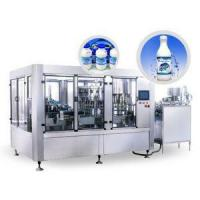 Automatic Water Plant Bottle Filling Machine