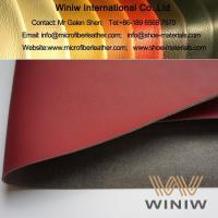 High Quality Vinyl Leather Faux Leather Material