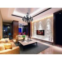 Fireproof Interior Decor 3D Texture Wall Panel for Hotels Wall Decoration Manufactures