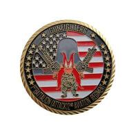 Cheap Gunfighters Army/military Challenge Coins for sale