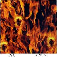 Buy cheap Whole Sale Flame Pattern Hydrographic Film 100cm Wide Water Transfer Aqua Film For Auto Industry from wholesalers