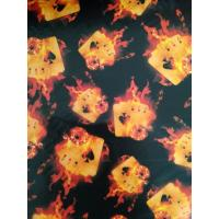 Buy cheap Whole-Sale Flame Design Pattern Hydro Dipping Film Water Transfer Aqua Print Film In 100CM Wide from wholesalers