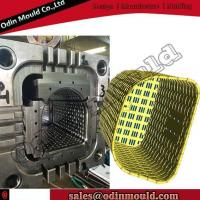 Rattan Laundry Basket Injection Mould Manufactures