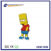 Decoration Embossed PVC Rubber Magnet Manufactures