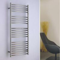 Stainless Steel Curved Towel Rails