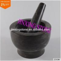 Polished Marble Pestle and Mortar Set Manufactures