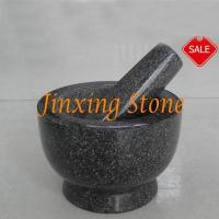 Polished Granite Stone Mortar and Pestle/Stone Herb and Spicy Tool Mortar and Pestle Granite Manufactures