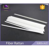Smell Remover White Reed Diffuser Sticks of Elastic Synthetic Fibers Manufactures