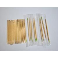 Single Point Bamboo Toothpick Manufactures