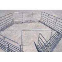 Buy cheap 6 Bar Galvanized Utility Corral Panel from wholesalers