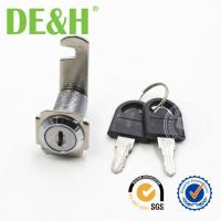 China Zinc Alloy Metal furniture Cabinet Drawer Lock cam Lock on sale