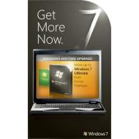 Windows 7 Home Basic to Ultimate Anytime Upgrade Product Key Manufactures