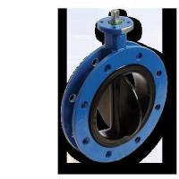 Rubber Seat Flange Butterfly Valve Manufactures