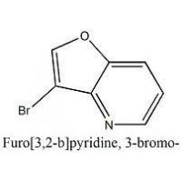Buy cheap Furo[3,2-b]pyridine, 3-bromo- from wholesalers