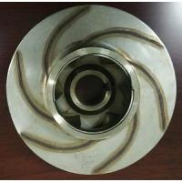 stamping and welding Stainless steel impeller Manufactures