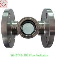 Double Window Type Water Flow Indicator Manufactures