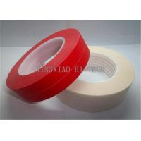 Buy cheap 155℃ Electrical Insulating Materials Crepe Paper / Fiberglass Adhesive Tape For Transformer from wholesalers