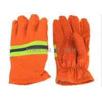 Industrial Long Heat Resistant Kevlar Welding Work Gloves Thermal Insulation