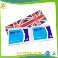 printing oyster card holder