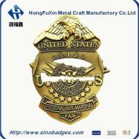 Custom Collar Insignia, Tie Tacs & Bars for Police, Fire & Security DiaCast and 3D Process Manufactures