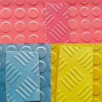 Diamond Rubber Sheet Roll Natural Rubber Roll Color Industrial Rubber Sheet Manufactures