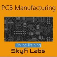 Cheap Online Courses PCB Manufacturing Online Project based Course for sale