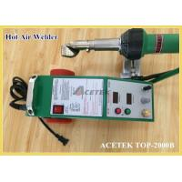 2000B Plastic Vinyl Hot Joint Welding Machine Manufactures