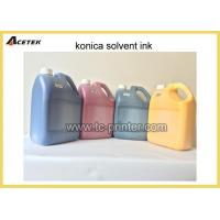 Mild Oil Based Tinta Konica Solvent Printing Ink Manufactures