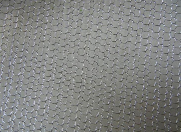Quality Knitted Wire Mesh Mist Eliminators Are Sometimes Called Crinkled Wire Mesh or Mesh Blankets for sale