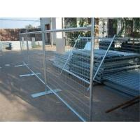 PVC Coated Wire Hot Galvanized Mild Steel Wire Welded Temporary Fencing Manufactures