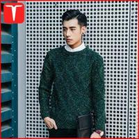 China 2016 hot selling autumn winter warm fashion men sweater on sale