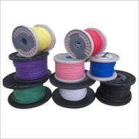 Cheap PTFE / ETFE / PFA Hook Up Wires for sale