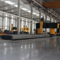 Cheap CNC Vertical Universal Knee and Column Milling Machine for sale