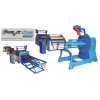 Cheap Decoiler And Leveler Line for sale