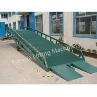 Mobile Loading Ramp 6tons -15tons Mobile loading ramp Manufactures
