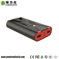 Buy cheap Unique Design 3 USB Mobile Charger Power Bank 7800mAh from wholesalers