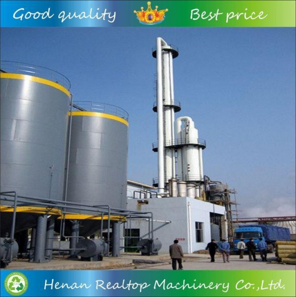 Quality 99.9% Ethanol Production Line for sale