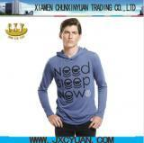 Apparel spring men colored hoodies t shirt Manufactures