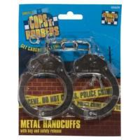 Cheap Title: Metal Handcuffs for sale