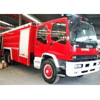 Wushiling HSQ powder fire truckMain Technical specifications
