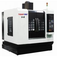China 4 Axis CNC Milling Machine High Speed Vertical Machining Center V-6 on sale