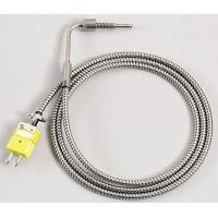 Bayonet Style Thermocouples with Stainless Steel Cable Manufactures