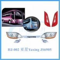 Yaxing bus spare parts JS6905 headlamp, tail lamp, fog lamp Manufactures