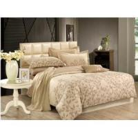 Vine Bamboo Cotton Bed Sheet