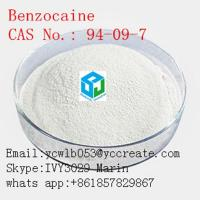 Benzocaine CAS 94-09-7 Local Anesthetic Drugs Topical Anesthetic And Treatment Manufactures