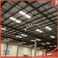 China Best Selling Prefabricated Steel Structure Hotel Building House on sale