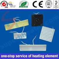 Coating Applicator Thermocouple Ceramic Infrared Heaters ELSTEIN -WERK Quality Heaters Manufactures