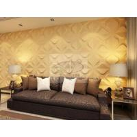 Paintable Decorative PVC 3d Wall Panels/Boards For Home Interior Design