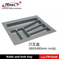 Buy cheap knife kitchen plasticand fork tray from wholesalers
