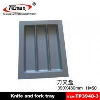 Buy cheap kitchen knife plastic and fork tray from wholesalers